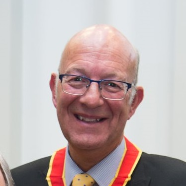 Michael Ladd, Chairman of Suffolk County Council